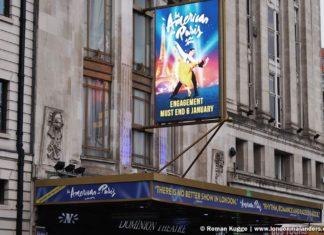 An American in Paris Musical London