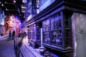 Harry Potter Studio Tour London Winkelgasse