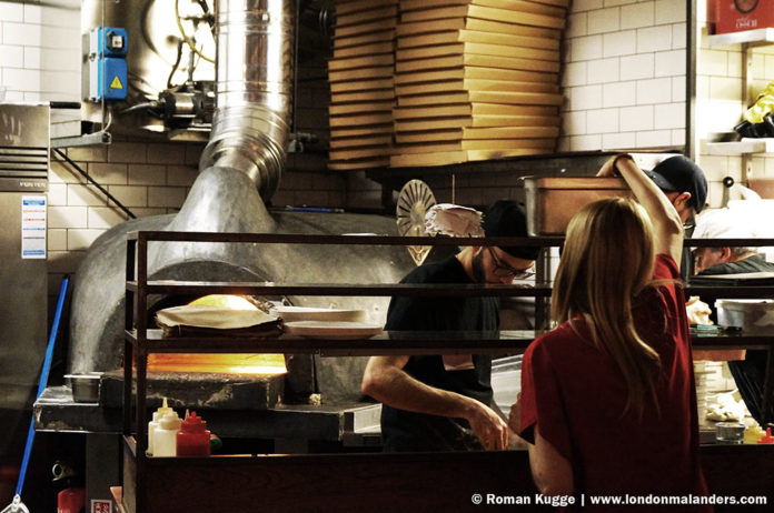 Homeslice Pizzeria London