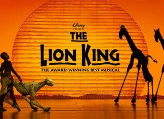 önig der Löwen Musical in London