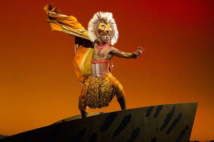 König der Löwen Musical in London