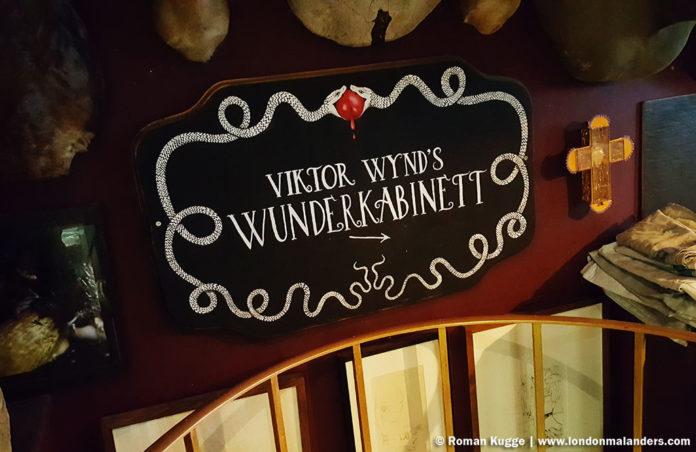 Kuriositätenkabinett London Viktor Wynd Museum