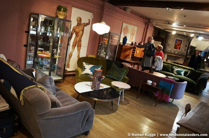 Liberty Kaufhaus in London