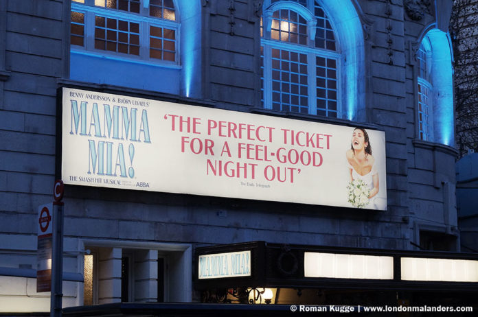 Mamma Mia Musical London