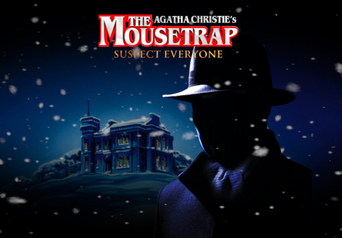 Mausefalle Mousetrap in London Poster