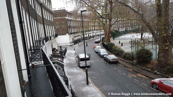 Mittelklasse Hotel London EuroHotel