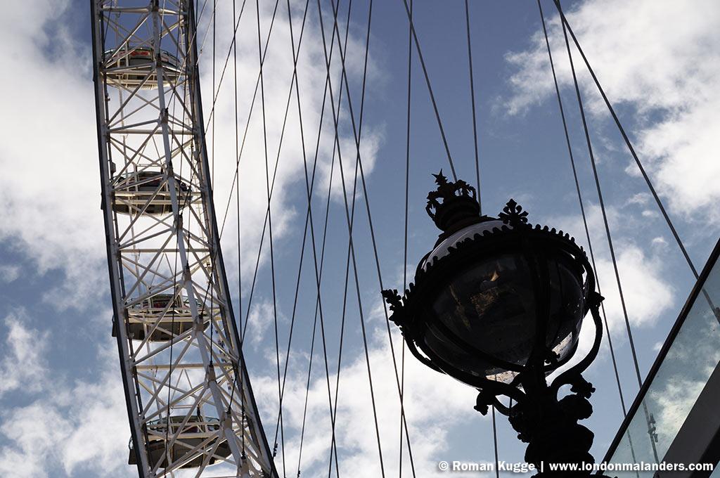 Riesenrad London Eye Tickets Preise öffnungszeiten