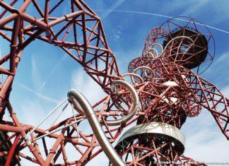 The Orbit Slide Rutsche London