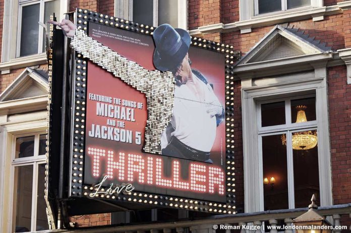 Thriller London Musical