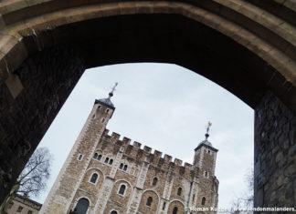 Tower of London besichtigen
