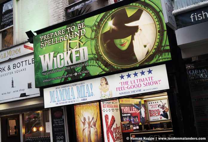 Wicked Musical London
