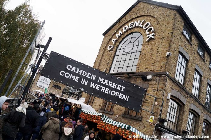 Camden Lock Market Camden Town