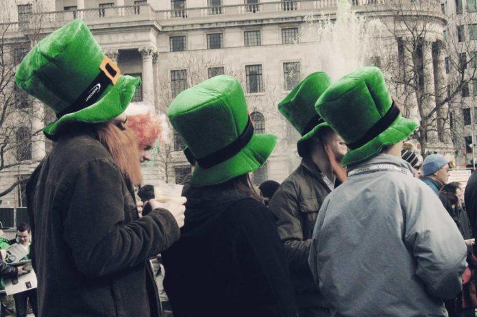 London Saint Patrick's Day
