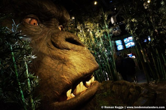 Madame Tussauds London King Kong