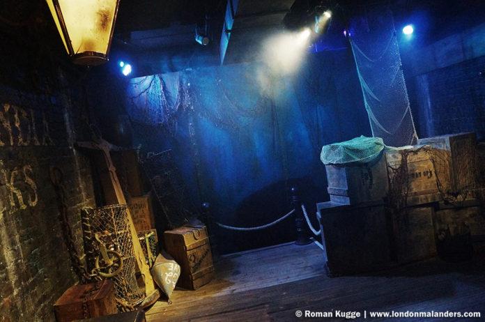 Madame Tussauds London Sherlock Holmes Experience