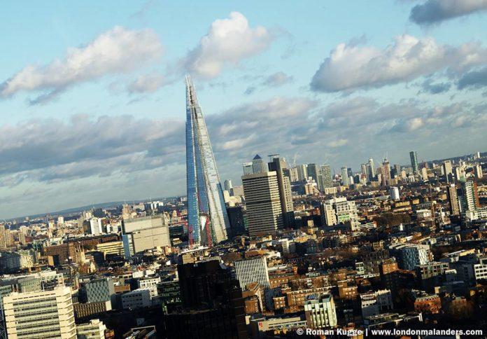 The Shard Wolkenkratzer London