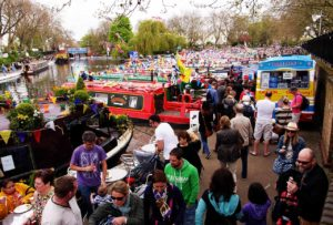 London Canalway Cavalcade Little Venice Festival
