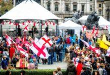 Saint George's Day London Feast of Saint George