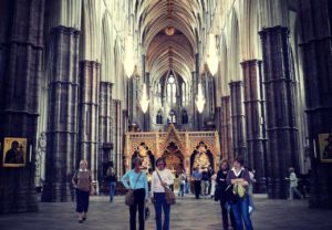 Westminster Abbey London Innen
