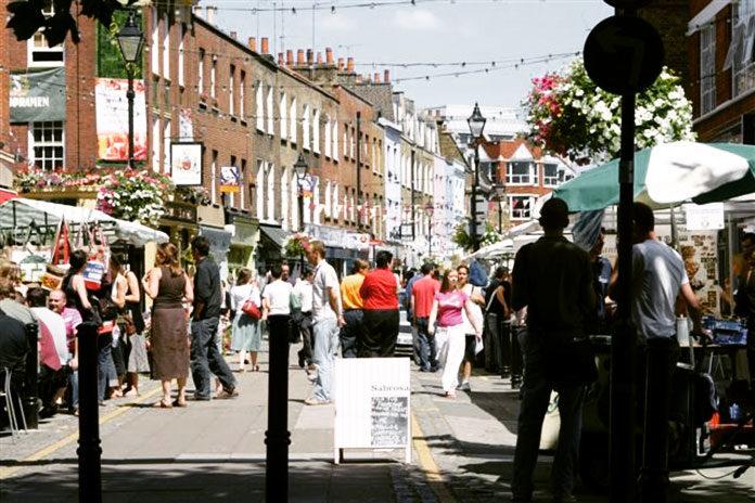 Exmouth Market London Öffnungszeiten