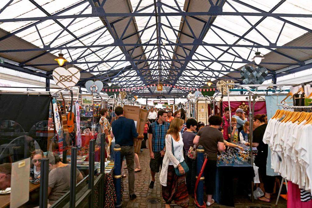 Greenwich Market London Öffnungszeiten