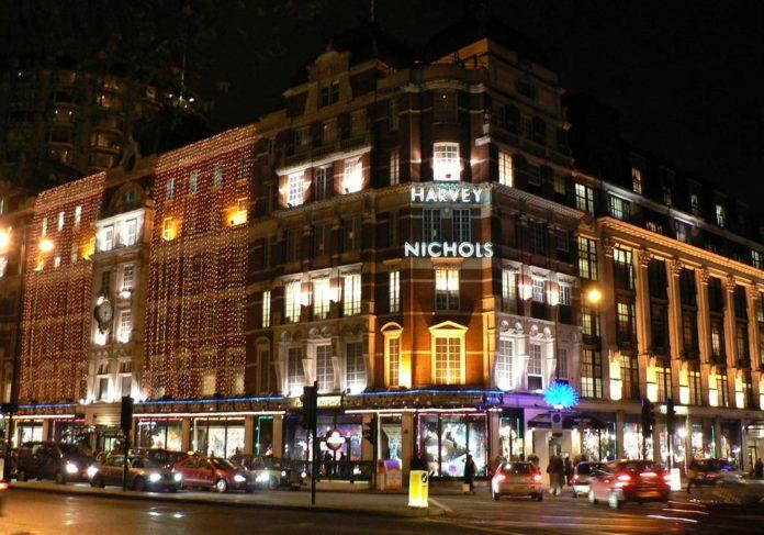 Harvey Nichols Kaufhaus London