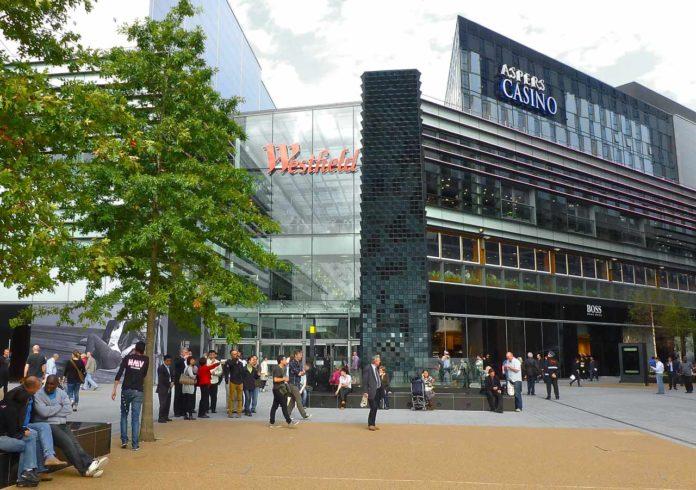 Westfield Stratford City Kaufhaus Einkaufszentrum London