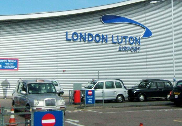 Flughafen London Luton