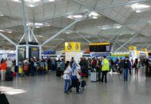 Flughafen London Stansted