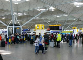 Flughafen London Stansted