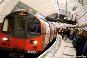 London-U-Bahn