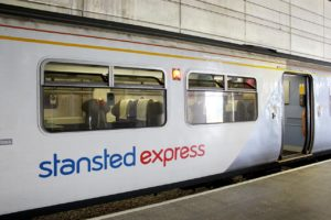 Stansted Express Flughafen London Transfer