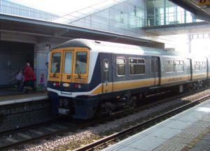 Zugtransfer Lonton Luton