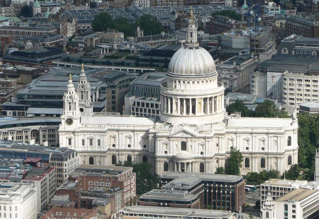 Saint Pauls Cathedral London