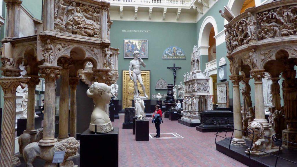 Victoria and Albert Museum London