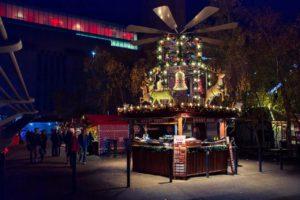 Tate Modern Weihnachtsmarkt London