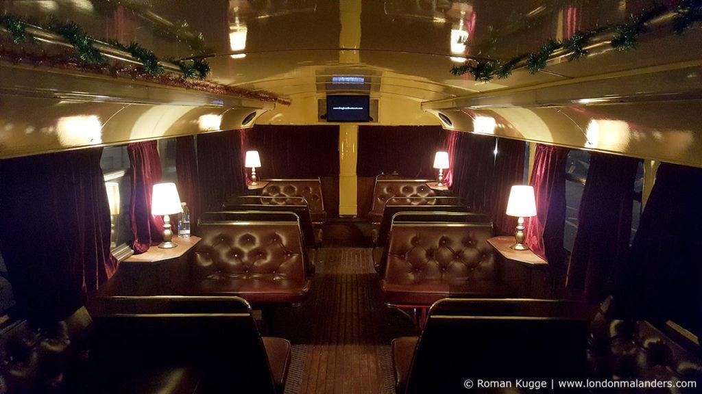 Ghost Bus Tour London Geisterbus
