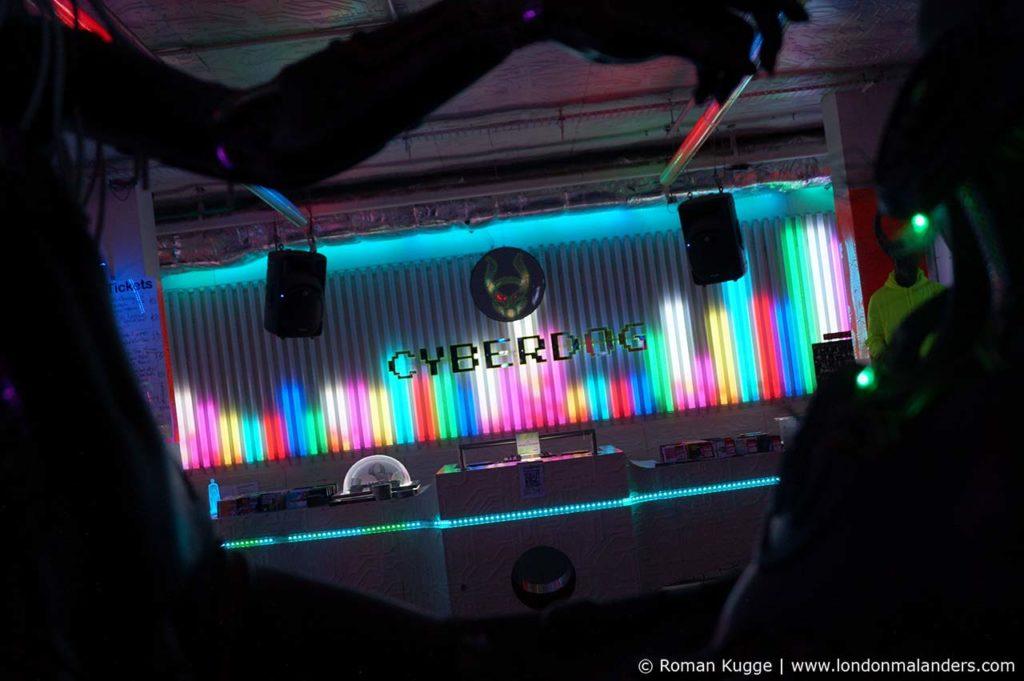 Cyberdog London