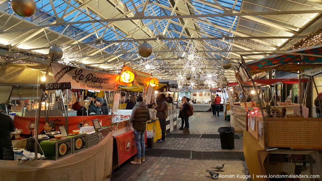 Markt Greenwich Market London