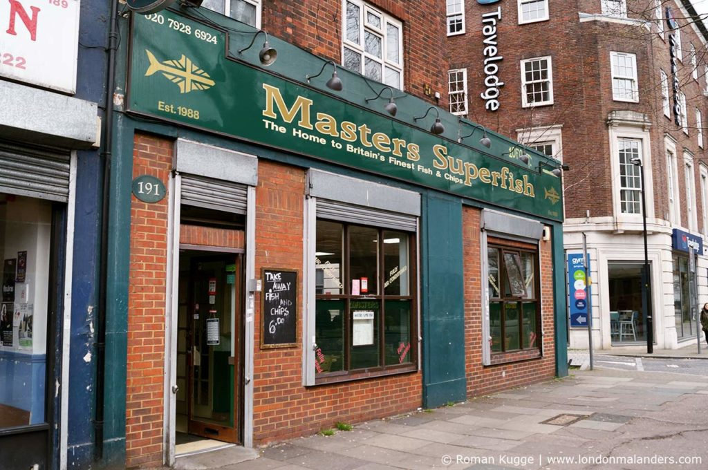 Masters Superfish London