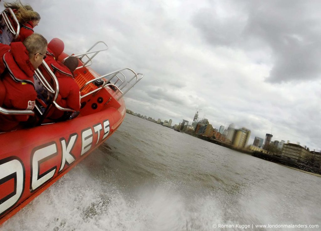 Speedboot London