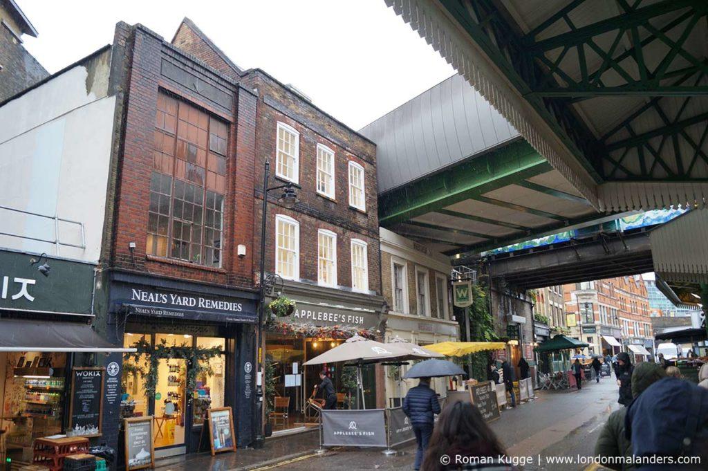 Borough Market Harry Potter