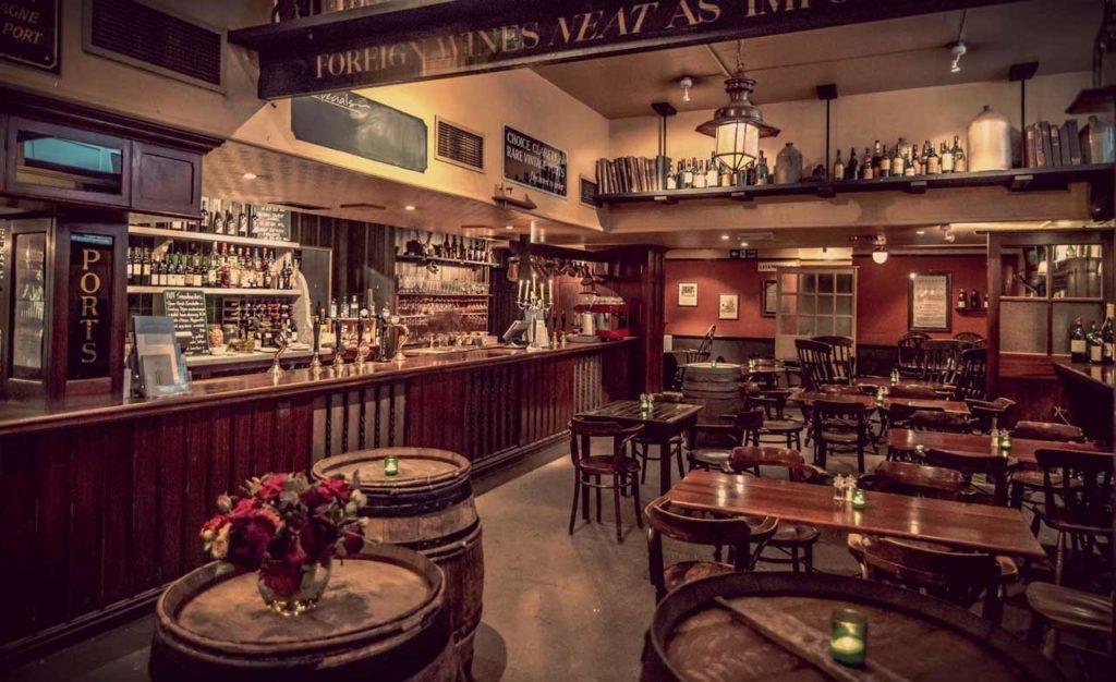 Davy's Wine Vaults
