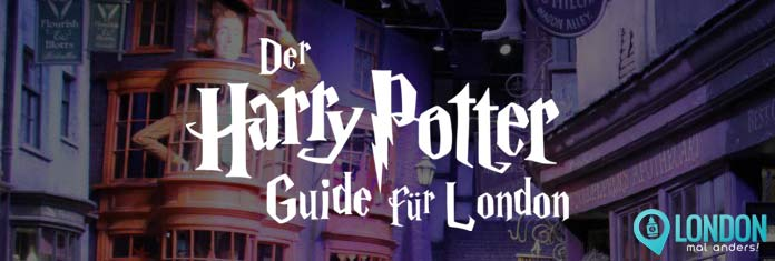 Harry Potter Guide für London