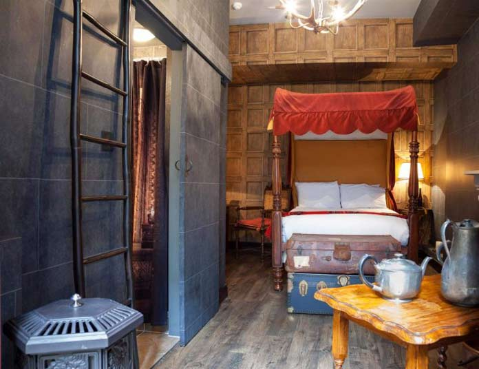 Harry Potter Hotel London