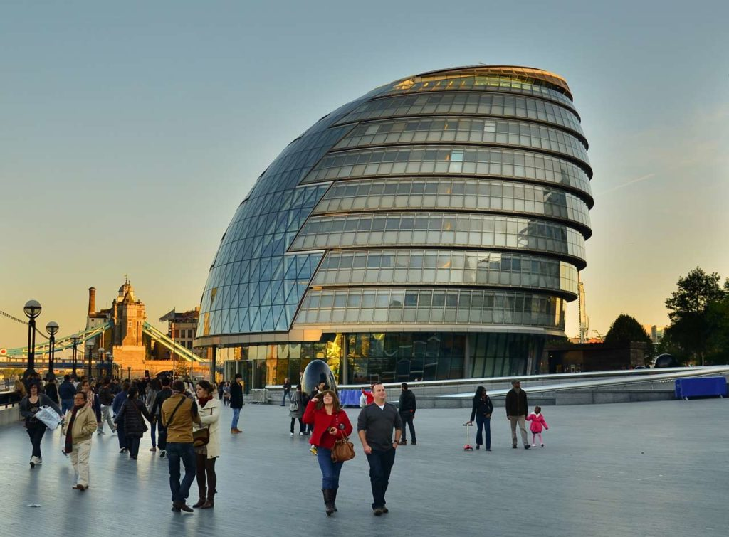 London City Hall Rathaus London