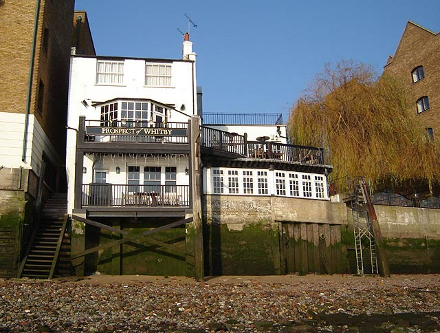 Prospect of Whitby Pub London