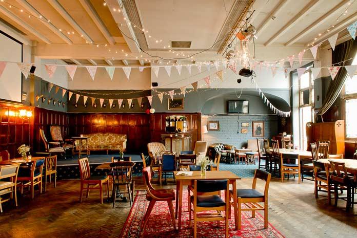 The Antelope Pub London