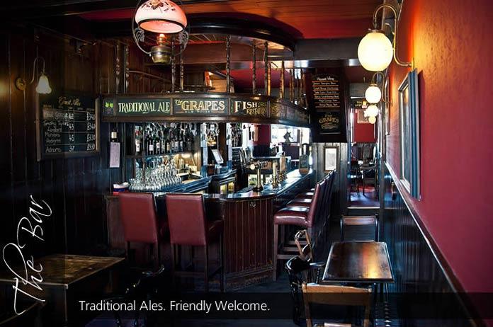 The Grapes Pub London