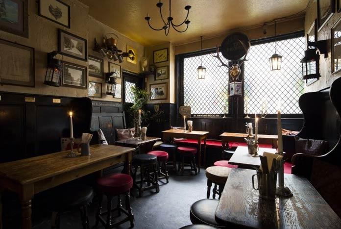 The Mayflower Pub London